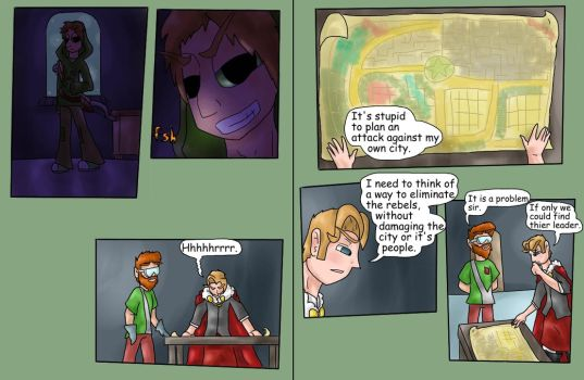 We 3 Kings pages 135-136 by ShadowCatGamer