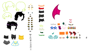 Sprite Sheet by sHOUTgUN