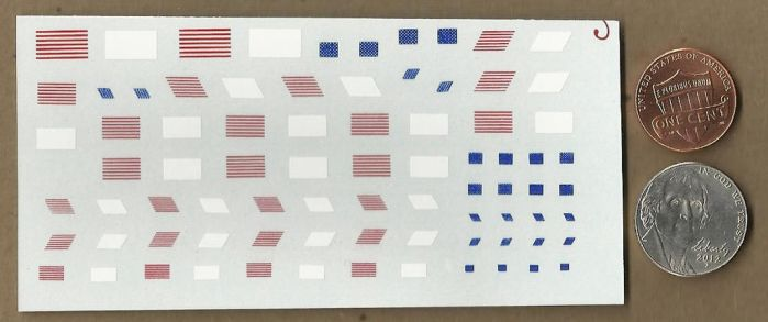 US Flag, some assembly required by master-ninjabear