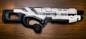 Argus M-55 from Mass Effect 3 by GS-PROPS