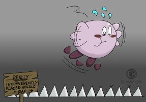 Kirby's Nightmare by Cartoon-Eric