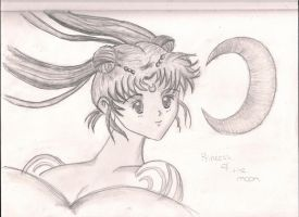 The Princess of the Moon by sailormoonangel22