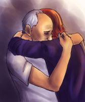 You're home. With me. by misi-chan
