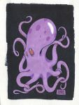 Purple Octopus. by oblongangus