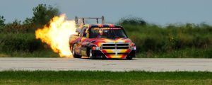 Flash Fire Jet Truck - Cleveland 2012 by GTX-Media