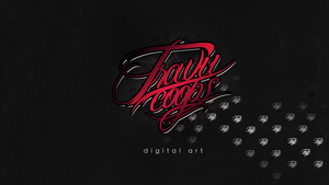 script logo and wallpaper by TraviiGFX