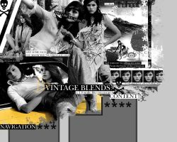 __vintage BLENDS by x-cyanide-x