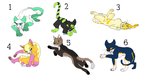 Kitty Breedables by SolluxGod