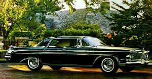 After the age of chrome and fins: 1962 Imperial by Peterhoff3