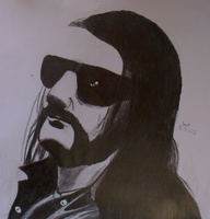 Lemmy Kilmister by Sent666
