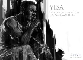 Yisa Profile - Eteka Rise of the Imamba by derylbraun