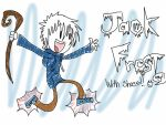 RotG: Jack Frost with shoes by MissMystery99