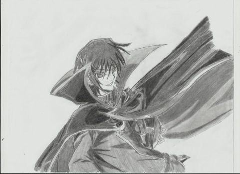 Lelouch by Sketchinsmid
