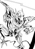 General Grievous by KileyBeecher