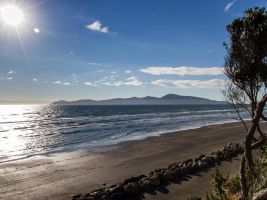 Raumati in the Sun by ARC-Photographic