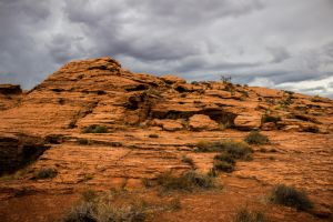 Red hill by arthero12