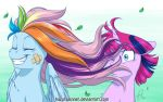 Feel that breeze Starchaser! by HazuraSinner