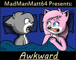 Awkward - Cover Art by Biscuiteer