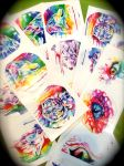 Rainbow Stickers!!! by Lucky978