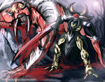 Thundaw the Abyssal Knight by Frost7