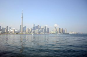 Toronto from the Peer by Noise-Less