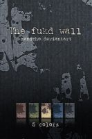 The fukd wall by mauricioestrella