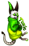 Toxic by Gelidwolf