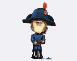 Javert by DarthxErik