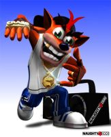 Crash Bandicoot 3 by AC3DR7759