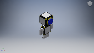 Future Industrial Robot (Incomplete...Forever!) by ShiftySkies