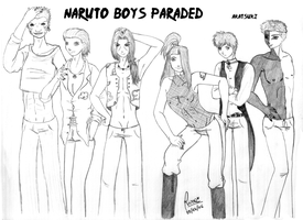 Naruto paraded 3 by Tales-of-sharingan