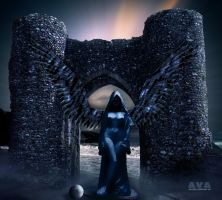End Of Days Guardian Angel by AVAdesign