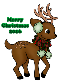 Merry Christmas 2016 by aprilk6366