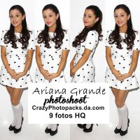 Ariana Grande Photoshoot by CrazyPhotopacks