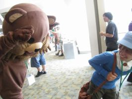 Otakon 11: Pedo Bear Attacks by RJTH