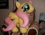 Fluttershy my little sweetheart by Eimiyuki