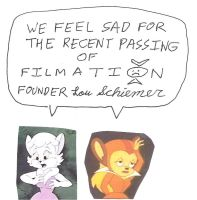Sad about the passing of Lou Schiemer by dth1971