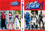 """Cosplay Fever Red"" book cover by CosplayFever"
