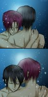 Rinharu: The Perfect Scene by aqua-violet97