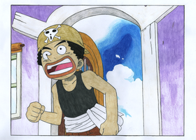 Usopp Child by ZeroBR