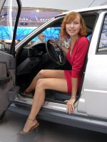 girls of motorshow_gousman_3 by gousman