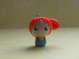 Kawaii Clay Misty Chibi by CraftyOlivia