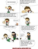 The truth about the OLD Ben 10 by GiantPurpleCat