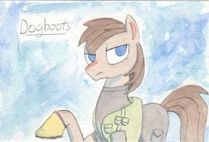 Dogboots by InfiniteBadness