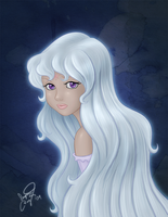 Lady Amalthea by enigmawing