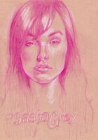 Sasha Grey by kirstgrafx