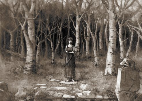The Water Grave by dasomerville