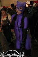 Classic Cat Woman at NYCC 2013 by Beyondtheye