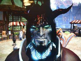 My Evil Fable 2 Character by Carlio95