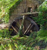 Water Wheel - Stock by Sassy-Stock